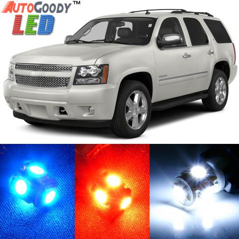 Premium Interior LED Lights Package Upgrade for Chevrolet Tahoe / Suburban (2000-2014)