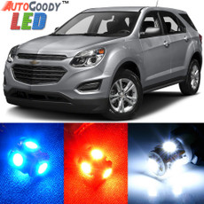 Premium Interior LED Lights Package Upgrade for Chevrolet Equinox (2010-2017)