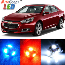 Premium Interior LED Lights Package Upgrade for Chevrolet Malibu (2013-2015)