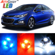 Premium Interior LED Lights Package Upgrade for Chevrolet Cruze (2010-2019)