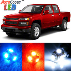 Premium Interior LED Lights Package Upgrade for Chevrolet Colorado (2004-2012)