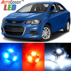 Premium Interior LED Lights Package Upgrade for Chevrolet Sonic (2012-2019)