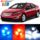 Premium Interior LED Lights Package Upgrade for Chevrolet Volt (2011-2015)