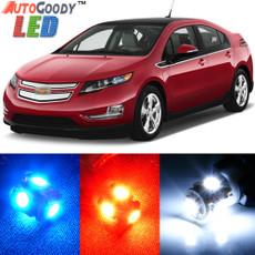 Premium Interior LED Lights Package Upgrade for Chevrolet Volt (2011-2015)