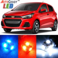 Premium Interior LED Lights Package Upgrade for Chevrolet Spark (2013-2017)