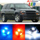 Premium Interior LED Lights Package Upgrade for Chevrolet Trailblazer (2002-2009)