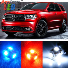 Premium Interior LED Lights Package Upgrade for Dodge Durango (2011-2019)