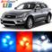 Premium Interior LED Lights Package Upgrade for Infiniti QX50 QX60 (2013-2019)