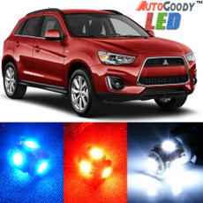 Premium Interior LED Lights Package Upgrade for Mitsubishi Outlander Sport (2011-2019)