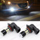 9005 HB3 9145 Super Bright High Power CREE LED Bulbs for DRL Fog Lights 15W
