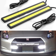Super Bright COB White LED Lights for DRL Fog Driving Lamp