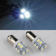 BA9 LED Bayonet Bulbs 10-SMD BA9s 64132 H6W