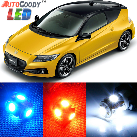 Premium Interior LED Lights Package Upgrade for Honda CRZ (2013-2016)