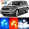 Premium Interior LED Lights Package Upgrade for Infiniti QX56 QX80 (2011-2017)