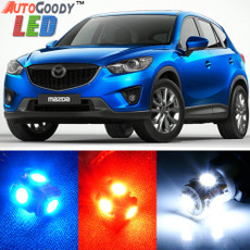 Premium Interior LED Lights Package Upgrade for Mazda CX5 (2013-2019)