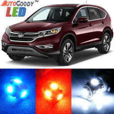 Premium Interior LED Lights Package Upgrade for Honda CRV (2012-2019)