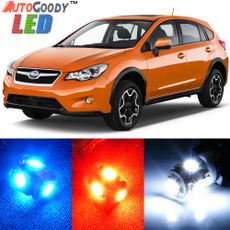 Premium Interior LED Lights Package Upgrade for Subaru XV Crosstrek (2013-2019)