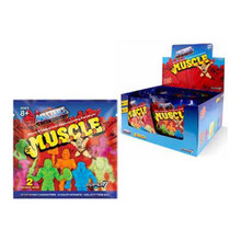 Super7 MOTU M.U.S.C.L.E. wave 1 & 2 Masters of the Universe mystery foil bags sealed case