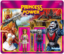 Princess Power She-Ra vs Hordak Reaction Set SDCC Exclusive