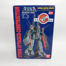 Macross Storm Attacker Special Coating Version SDF1  Model Kit 1/8000 Scale Robotech