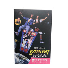 Loot Crate Exclusive  Bill & Ted's Most Excellent Adventure Picture Frame