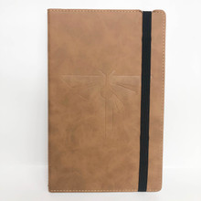 Loot Crate Exclusive  Last of Us Faux Leather bound Notebook Playstation