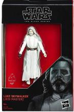 Star Wars Black Series Luke Skywalker Jedi Master 3.75 inch Figure