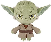 Funko Galactic Plushies Star Wars First Yoda Plush