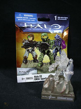 Copy of Copy of Mega Bloks Construx Halo Fest 2011 Exclusive Active Camo Jackal Figure