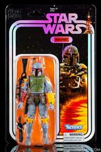 Star Wars The Black Series SDCC 2019 Boba Fett Figure Retro Kenner Version Hasbro