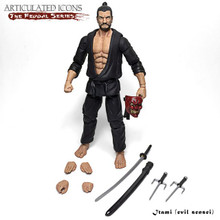 Articulated Icons Feudal Series Itami Evil Sensei Street Fighter G.I.Joe Classified Scale