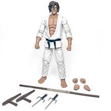Articulated Icons Feudal Series Shoken Heroic Martial Artist Street Fighter G.I.Joe Classified Scale