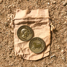 Fallout New Vegas - Legion Aureus Coins 2 Coins