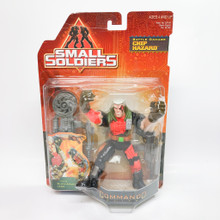 Small Soldiers Commando Elite Chip Hazard Platoon Leader Battle Damage
