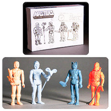 Super7 He-Man ReAction Early Bird Mail Away Set MOTU