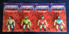 Super 7 - Masters of the Universe - Curse of Three Terrors SDCC GID- Set of 4 Figures