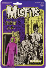 Copy of Misfits ReAction Figure Set - The Fiend (Earth A.D.) Ghoul's Hair Variant and Regular Version