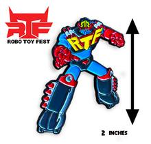 Robo Toy Fest RTF Robo 2 inch Enamel Pin Tsuyoshi Nonka
