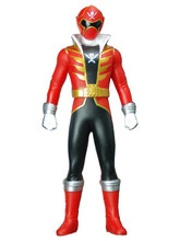 Power Rangers Super Megaforce Gokaiger Vinyl figure Red Ranger