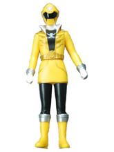 Power Rangers Super Megaforce Gokaiger Vinyl figure Yellow Ranger
