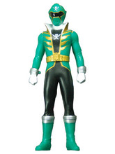 Power Rangers Super Megaforce Gokaiger Vinyl figure Green Ranger