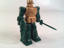Psycho Armor Govarian Green and Gold