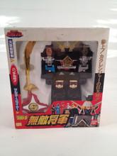 Ninja Sentai Kakuranger -  Muteki Shogun Bandai MMPR