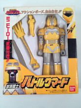 Ninja Sentai Kakuranger -  Beast General Fighter Battle Kumard  Bandai MMPR