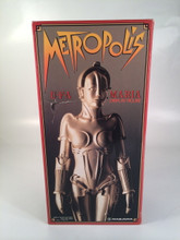 Metropolis Maria Vinyl light up statue Masudaya 1985