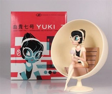 Yuki 7 Maquette - SDCC 2013 Exclusive from Gentle Giant