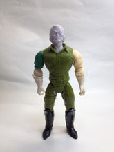 Tex Hex Original Test Soot Action Figure Bravestar Toy line Mattel 1987