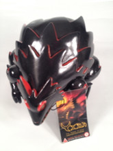 YIRA Dragon of Doom Go Hero Vinyl Kaiju Gloss Black Version