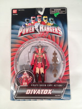 Power Rangers Turbo Divatox Evil Pirate Villian PRT