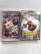 Gundam SD model Kit Zeta Gundam Baund Doc
